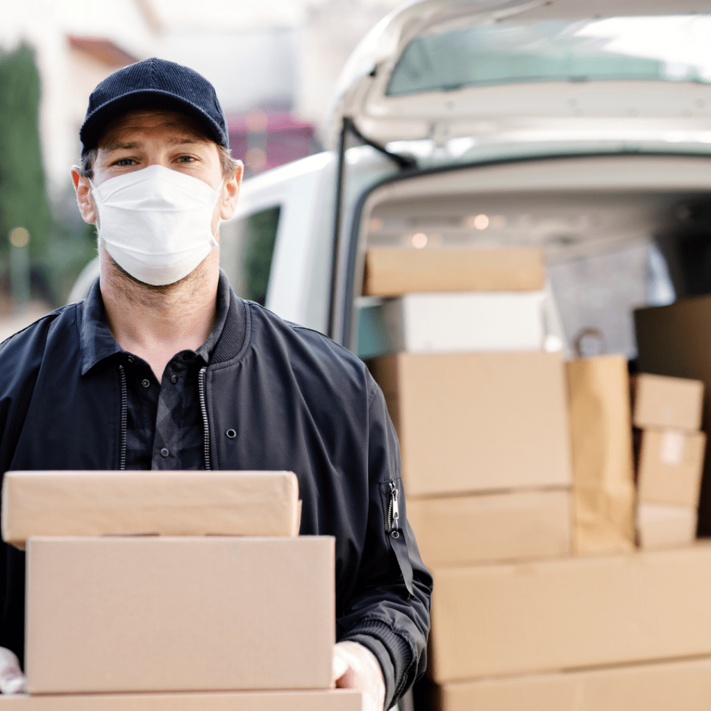 Courier Service Delivery: How Covid-19 Affects Business