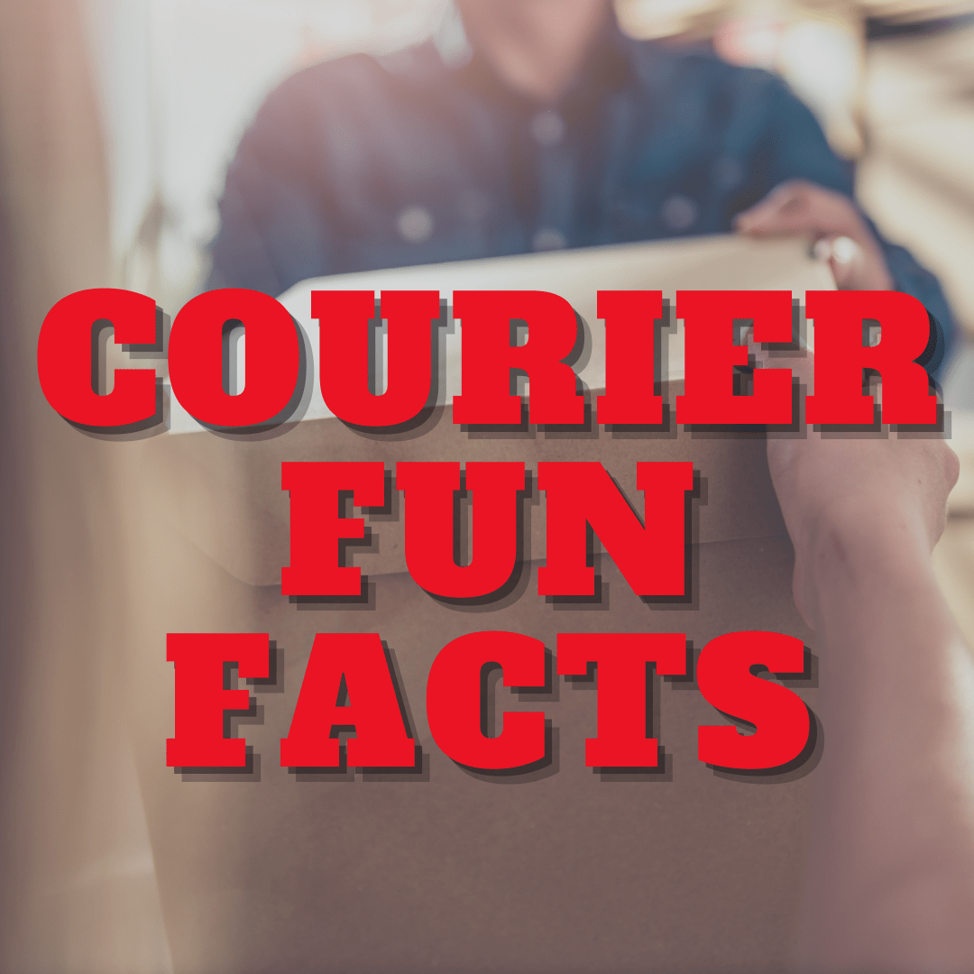 Fun Facts About Courier Services